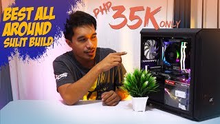 Heto na po ang pinakahihintay niyong build to maximize your budget for the best all rounder that may serve you in any mild hardcore activity. teamgr...
