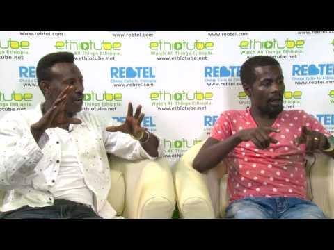 Ethiopian Comedy: EthioTube Presents Comedians Bini Dana and Tariku 80 | September 2015