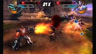 Spyborgs Review (Wii)