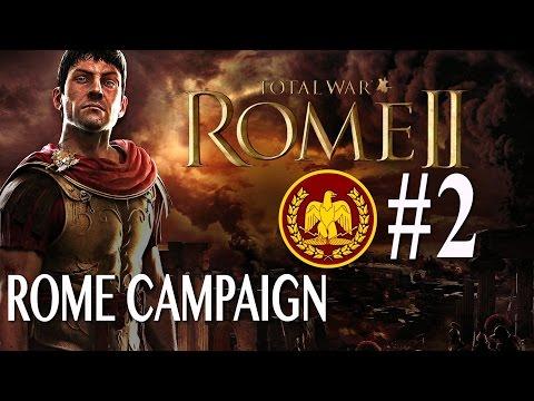 Total War: Rome 2 - Roman Campaign #2