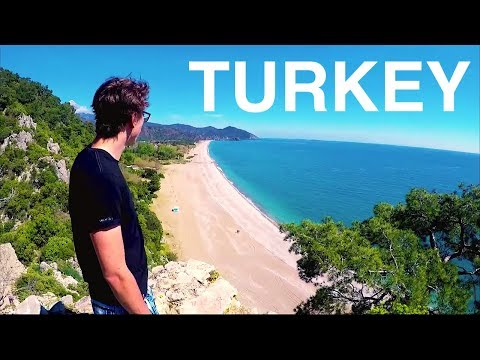 TURKEY ROAD TRIP - Anatolia | Cappadocia | Goreme | Cirali | Termessos - Travel Video