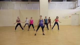 "Zumba with Yana - Warm Up - ""Hands Up"""