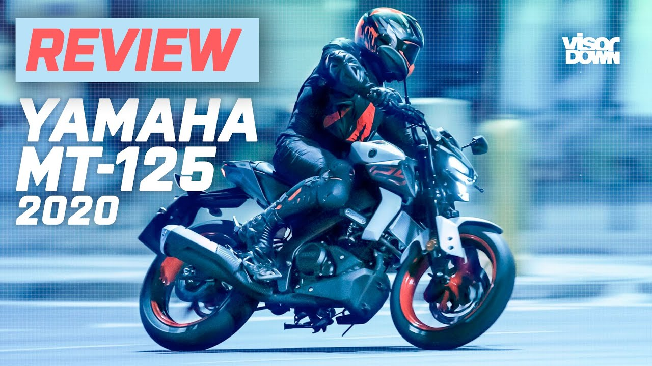 2020 Yamaha MT-125 Review | Visordown.com