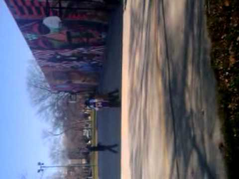 Chicago swisherman washington park