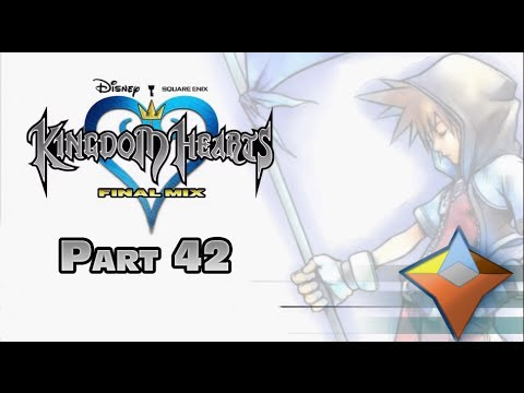 Kingdom Hearts HD Final Mix part 42: Whoa Tripping Out here Mayne