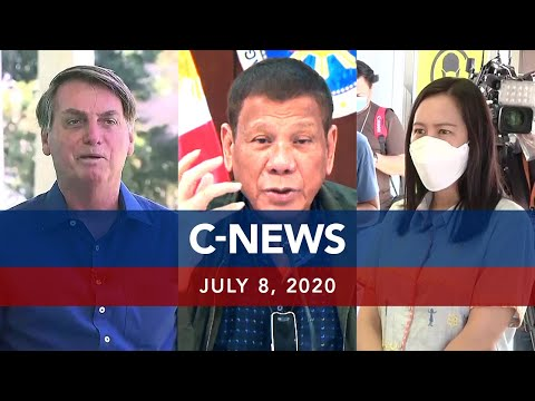 UNTV: C-NEWS | July 8, 2020