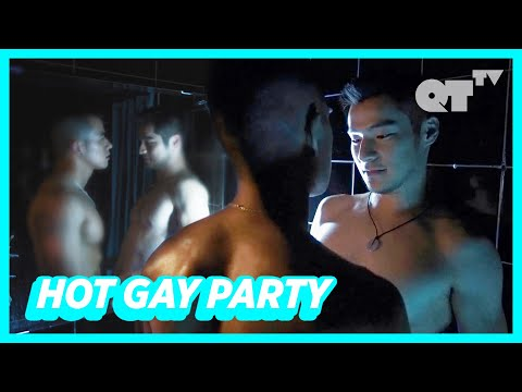 Partying With Hot Boys For My Birthday! | Gay Romance | The Story Of The Stone