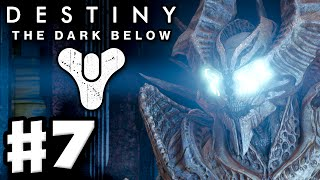 Destiny: The Dark Below - Gameplay Walkthrough Part 7 - Will of Crota (PS4, Xbox One)