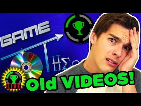 GTLive: THE FINAL EPISODE | Reacting to My Old Videos! - GTLive - Reacting to My Old Videos!