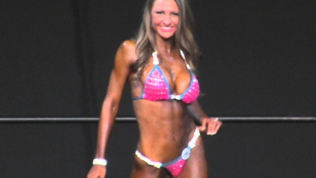 Bikini Class D Tall All Competitors 2014 NPC Southeastern USA Bodybuilding Championship