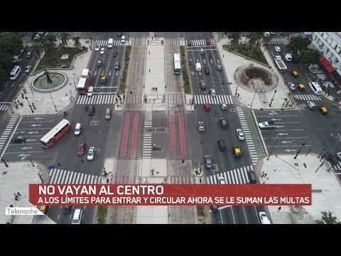 ¡Las calles más complicadas para circular en Capital Federal!