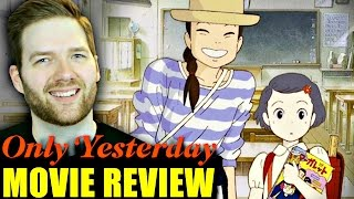 Only Yesterday - Movie Review