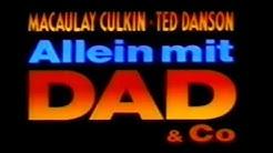Allein mit Dad & Co. - Trailer (1994)