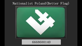 Iron Assault Flag Ids Part 4 (very Interesting Flag Ids Part 4)