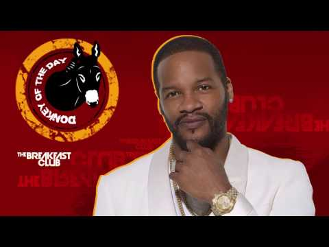 Jaheim Claps Back At Followers Over His Hair - Donkey of the Day (10-21-16