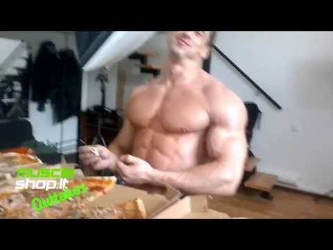 Muscleshop.lt: Outtakes#2 Deivido