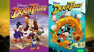 DuckTales Extended Theme but every time they say