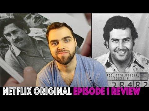 Drug Lords (2018 Netflix Original) Episode 1 REVIEW: Pablo Escobar