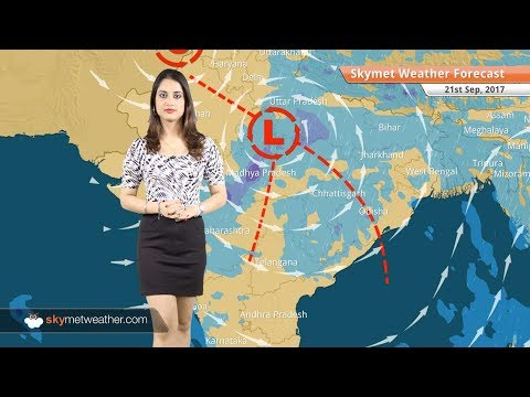 Weather Forecast for Sep 21: Mumbai Rains to reduce; Rain in Delhi, Lucknow, Kolkata