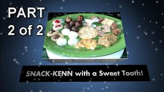 Snack-kenn: Homemade Christmas Sweets, Candies, And Cookies! (part 2)