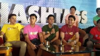 The Boys of Hashtags and their Celebrity Crush