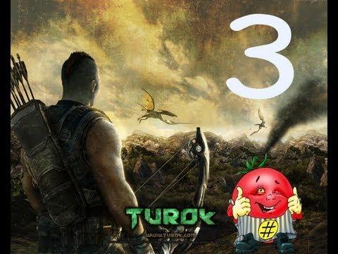 Прохождение Turok: 3я часть [Мендель-Груман]