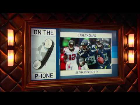 Seattle Seahawks Safety Earl Thomas on Richard Sherman Calling Out Play Calling - 12/20/16