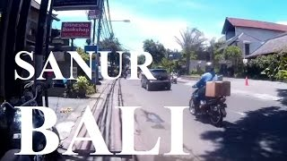 Sanur Bali Walk Around - Part 1