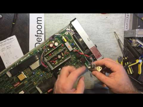 #200 HP 8904A Multifunction Synthesizer Repair Part 2