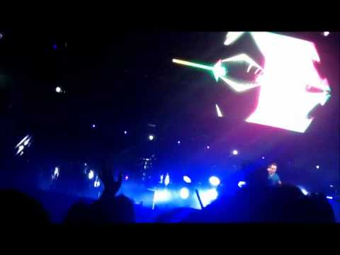 Tiesto - Home Depot Center - Oct 8th '11 (Best Audio) (Part 2 of 2)