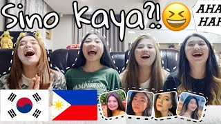 WHO'S MOST LIKELY TO?! Filipino-Korean sisters edition