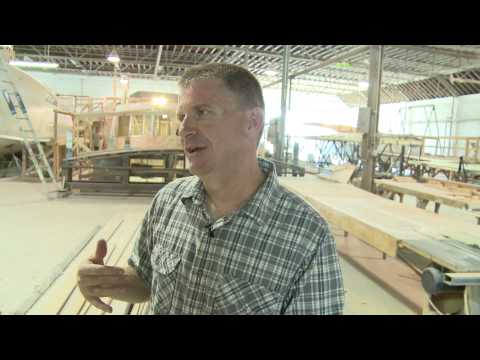 Jeff Burton: Custom Boat Building Is A Lot Of Fun
