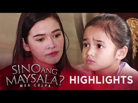 Juris Gets Mad At Leyna For Taking Fina's Side | Sino Ang Maysala (With Eng Subs)