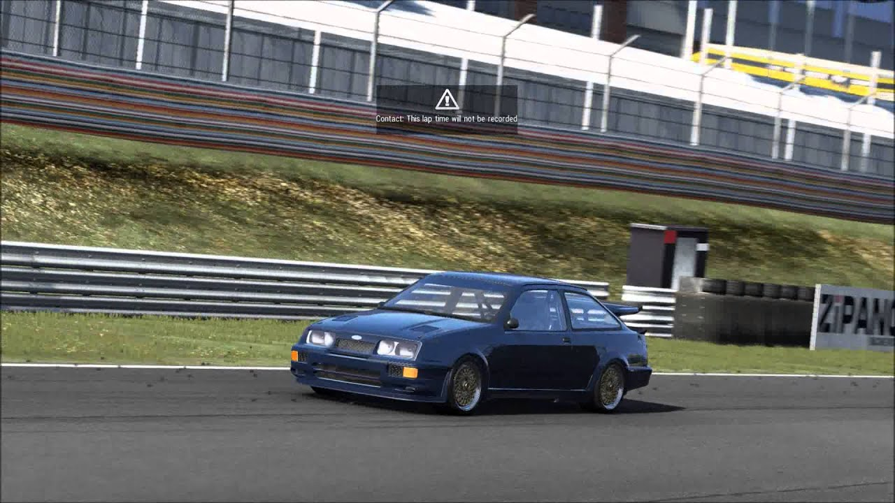 Project Cars - Ford Sierra RS500 Cosworth Gruppe A ´88 @ Brands Hatch GP Rennen - YouTube & Project Cars - Ford Sierra RS500 Cosworth Gruppe A ´88 @ Brands ... markmcfarlin.com