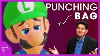 When Did Luigi Become Nintendo's Punching Bag?