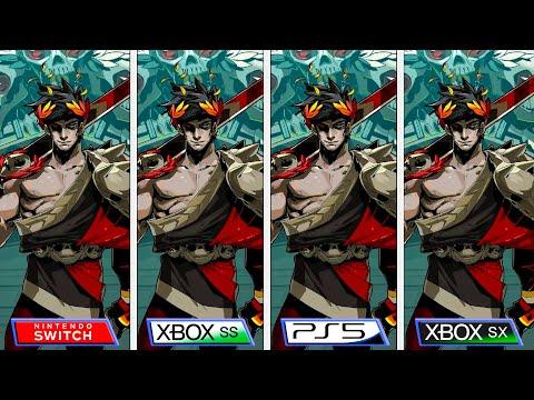 Hades работает идентично в 4K при 60 FPS на Xbox Series X и Xbox Series S