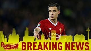 Coutinho Close to €150m Barcelona Transfer | #LFC Breaking News LIVE