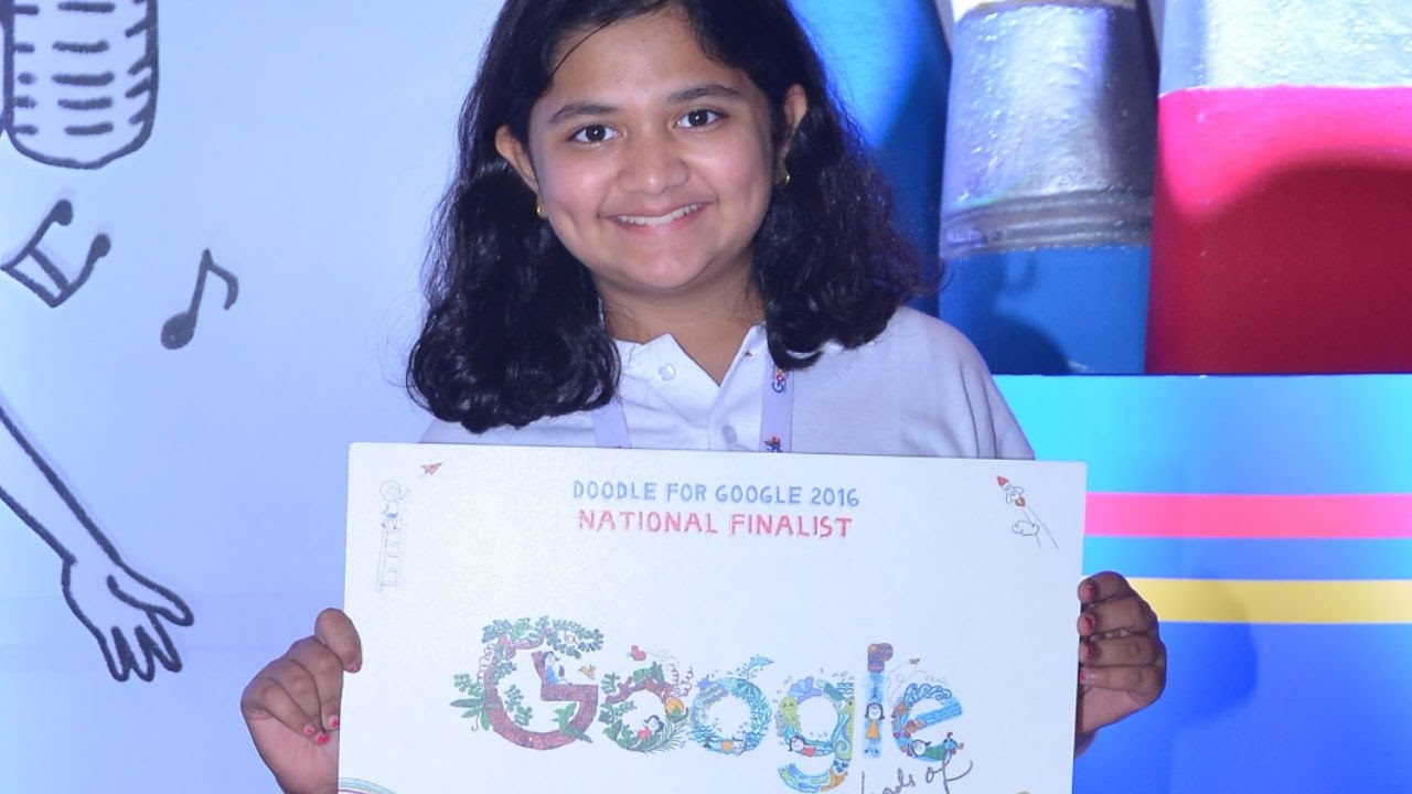 Children S Day In India Google Shows The Winning Doodle Of Doodle