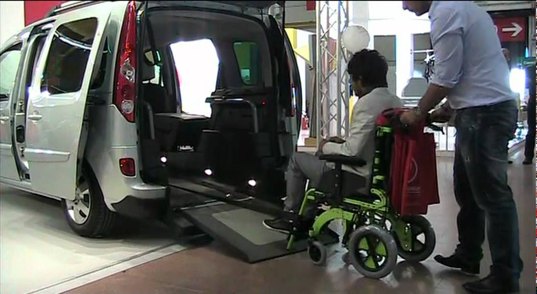 exposanita  allestimenti auto  il trasporto  disabili  focaccia group youtube
