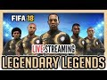 Legendary Legends FIFA 18 Live Series EP1 mp3