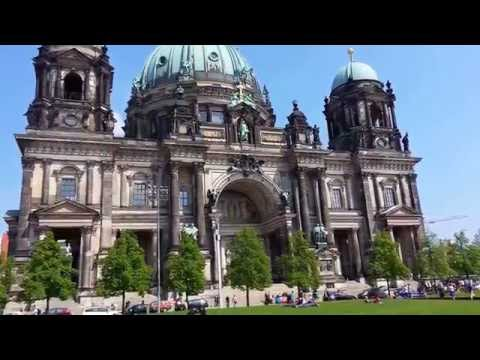 Berlin Cathedral - Berliner Dom (Must-See-Tourist-Attraction)
