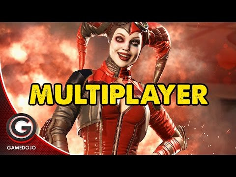 INJUSTICE 2 MULTIPLAYER GAMEPLAY 🔴 1v1 Versus Mode against online players | Xbox One
