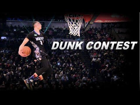 NBA Slam Dunk Contest 2015 (ALL DUNKS) ᴴᴰ