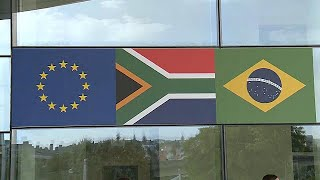 UE aproxima-se do Atlântico Sul