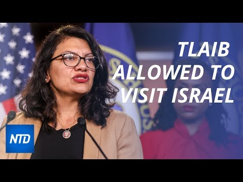 israel-allows-rep.-tlaib-to-visit-family-in-the-west-bank;-hk's-richest-man-speaks-out-for-1st-time