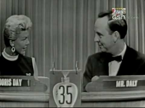 "Doris Day on ""What's My Line?"""