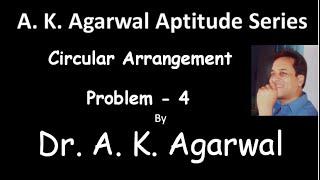 Circular arrangement,  Problem   4