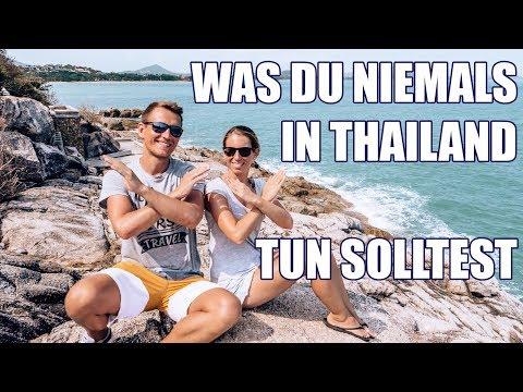 Was Du Niemals In Thailand Tun Solltest • Fakten Und Verbote • Koh Samui | VLOG #416