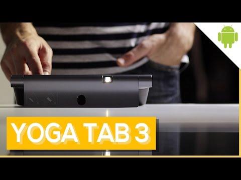 Lenovo Yoga Tab 3 Pro: la recensione di HDblog.it