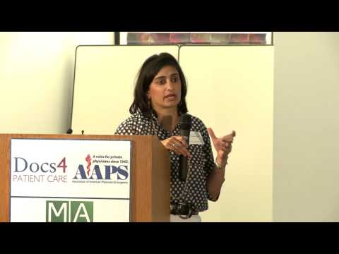 "Seema Verma, MPH ""The Healthy Indiana Plan: Success of Health Savings Accounts with the Poor """